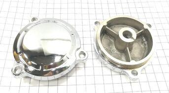 Крышка верхняя электростартера, хром (164 FML)