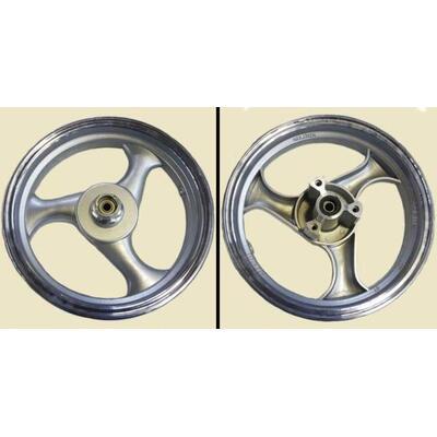 диск колесный передний 12-2.5 литой, дисковый #0