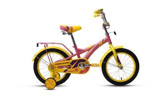 Велосипед FORWARD CROCKY 16 GIRL 2017