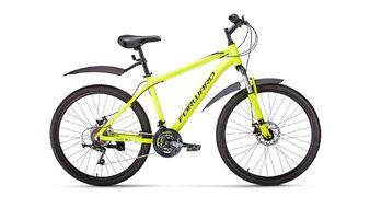 Велосипед FORWARD HARDI 26 2.0 disc 2018-2019