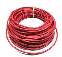 Оплетка троса тормоза Ø 5 мм 1 пог. м (20 м в упак.) (красный, 14V2PRG00009)