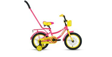 Велосипед FORWARD FUNKY 14 2019-2020