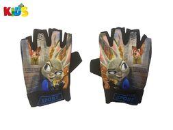 """Велоперчатки детские """"Rabbit"""", антискользящие, """"SPORT"""" (SPGLOVESRBBT)"""