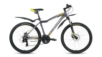 Велосипед FORWARD HESPER 2.0 disc 2016