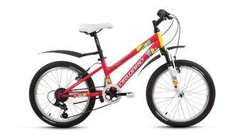Велосипед FORWARD IRIS 20 2018
