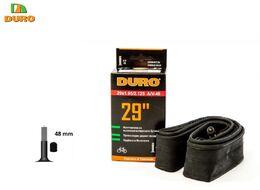 Камера 29x1,75/2,125 бутил, авто-ниппель, A/V-48 мм, DURO (DHB01093)