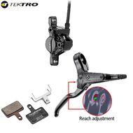 Тормоз передний (комплект) гидравлический HD-M285, 750 мм, IS/PM, 160 мм, TEKTRO (FBJ000000001)