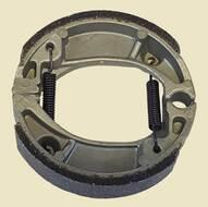 колодки тормозные барабанные (90x20mm) DIO/TACT
