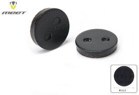 Тормозные колодки MEET для дискового тормоза (FORWARD, XIAOMI Mi M365) круглые 21,5 мм, TP-08A