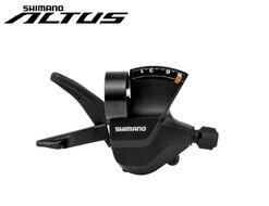 Рукоятка переключения передач, правая, SHIMANO, ALTUS, SL-M315, 8 ск. (черный, ASLM3158RA)