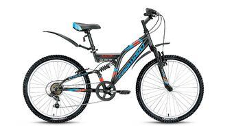 Велосипед FORWARD CRUNCHER 1.0 2017