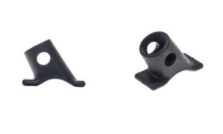 Амортизатор (демпфер) для снегоката, ПВХ (черный, УТ00019399)
