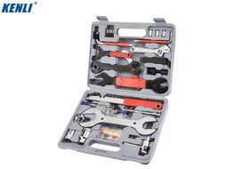 Набор инструментов KENLI KL-9810, в кейсе, 37 предметов (KL-9810)