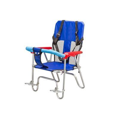 Кресло детское, DEMEN, крепление багажник (синий) #0
