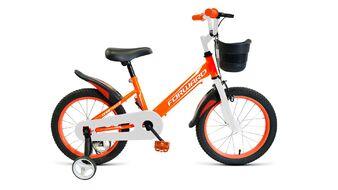 Велосипед FORWARD NITRO 16 2018-2019