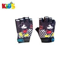 """Велоперчатки детские """"Mickey Mouse"""", антискользящие, """"SPORT"""", BOY (SPGLOVESMOUS1)"""