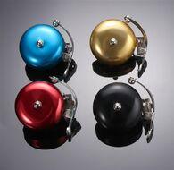 """Звонок велосипедный, """"Винтаж"""", алюминиевый, D57 мм (синий, RNVLD7700003)"""