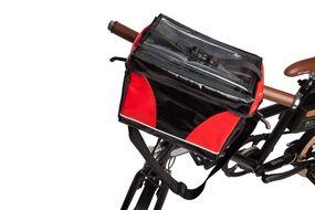 Велосумка, PROPHETE, крепление на руль, REX Waterproof