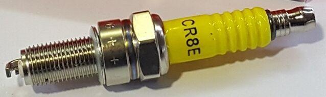 свеча зажигания 4Т 1137 CR8E  (скутеры 150)