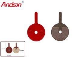 Тормозные колодки ANDSON для дискового тормоза (BB5-1, Speedway 4, ARTEK, Apse, ADS-11, Bolids) TP-11G (УТ00020747)