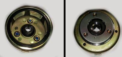 магнето генератора (ротор) 4Т 153FMI GRYPHON ORION 125 CITY YX100-4