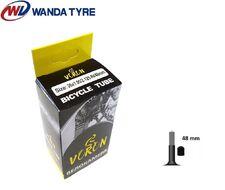 Камера 26x1,95/2,125 бутил, авто-ниппель, A/V-48 мм, WANDA (УТ00019493)