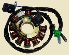 статор генератора 152QMI, 157QMJ, ATV150 (11 кат.)