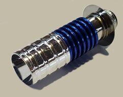 лампа головного света светодиодная LED P15D-25-1 (9V-30V, 7W)