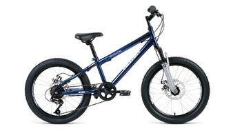Велосипед ALTAIR MTB HT 20 2.0 disc 2019-2020