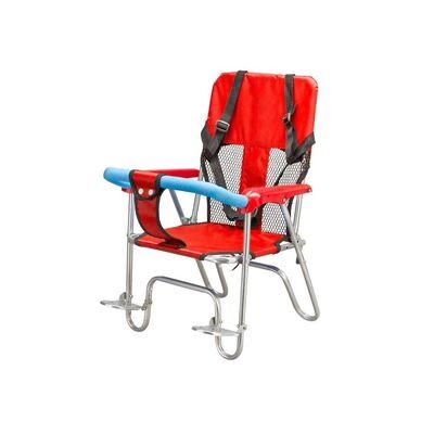 Кресло детское, DEMEN, крепление багажник (красный) #0