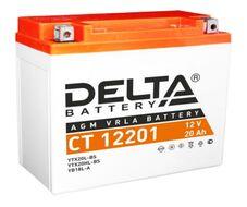 Аккумуляторная батарея Delta СT 12201