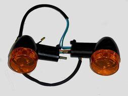 указатели поворота задние (пара) Z50R, TORNADO, RANGER, QT-7, RACER