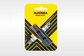 "Тормозные колодки, ""ALHONGA"", V-Brake, 70мм,  блистер, Тайвань"