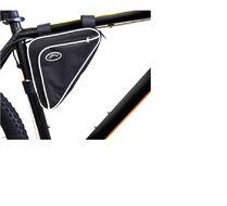 Велосумка, ACOOLA, крепление задн., тругольник, полиэстер (210х210х60)
