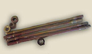 шпильки цилиндра 4шт. 4T 139QMB (2 168 mm, 2 176 mm)