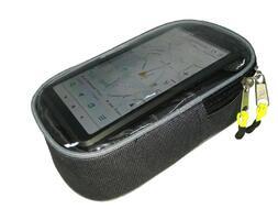 Велосумка MASTER BOXER, крепление на руль, с отделением для смартфона, влагозащищенная, нейлон, 23x13x9 см (вс042.021.1.0)