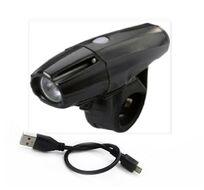 Фара передняя, JY-7026, LED, 1000 lumens., USB зарядка с аккумулятором 2600mAh, 6 режимов работы