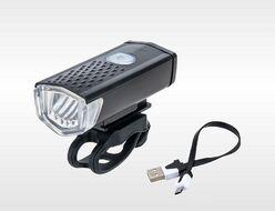 Фара передняя, Алюминиевая, USB кабель, LED, 3 режима работы, RPL-2255