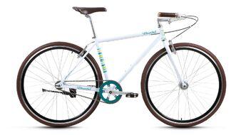 Велосипед FORWARD INDIE FOLK 1.0 2017