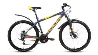 Велосипед FORWARD HARDI 2.0 disc 2017