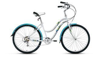 Велосипед FORWARD EVIA 26 1.0 2017