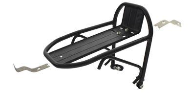 """Багажник передний, алюминиевый, 24-28"""", универсальный, HS-028 (черный, RCAHS0280001)"""
