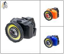 Фара передняя, 1 super LED, со встроенным габаритом, 4 режима работы (УТ00019109)