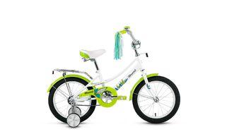 Велосипед FORWARD LITTLE LADY AZURE 16 2016