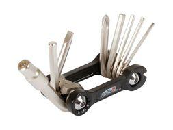 """Набор инструментов """"Super B"""", 9870, шестигранники, 9 предметов, с ключом для спиц, TW"""